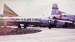496th Fighter-Interceptor Squadron Convair F-102 Delta Dagger 53-1818.jpg