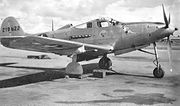 4th Reconnaissance Squadron Bell P-39Q-5-BE Airacobra 42-19622 1943