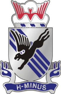 505th Infantry Regiment (United States) Military unit