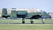 509th Tactical Fighter Squadron - Fairchild Republic A-10A Thunderbolt II - 76-0548