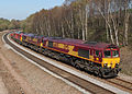 66020,66087 and 60011 , North Wingfield (6883161078).jpg