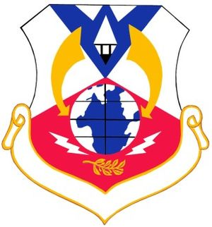 6th Air Division - Image: 6th Air Division crest