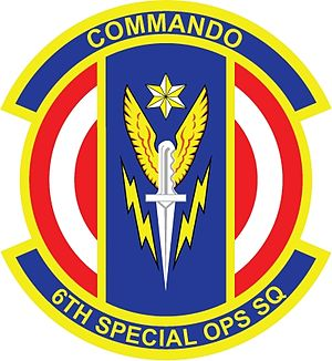 6th Special Operations Squadron - Image: 6th Special Operations Squadron