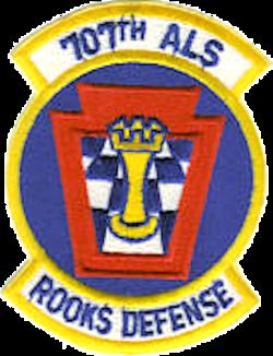 707th Airlift Squadron - Emblem