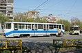 71-617 (KTM-17) tram (educational) in Moscow (side view).jpg