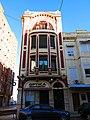 762 Edifici al carrer de la Reina 100, el Cabanyal (València).jpg