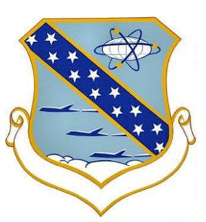 821st Strategic Aerospace Division - Image: 821stsad emblem