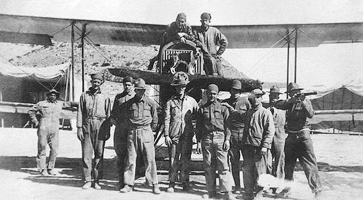 90th Squadron DH-4