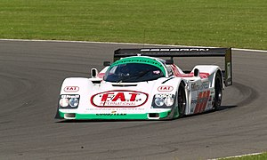Joest Racing - Joest Racing's Porsche 962 which they used in the IMSA GT Championship.