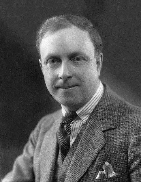 Cronin in 1931