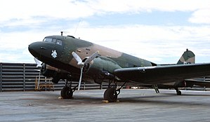 Douglas AC-47 Spooky - AC-47