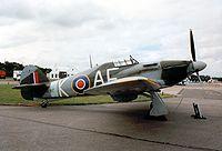 Αεροσκάφος Hawker Hurricane