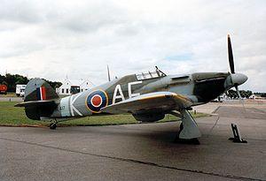 Hawker Hurricane Mk I 2006