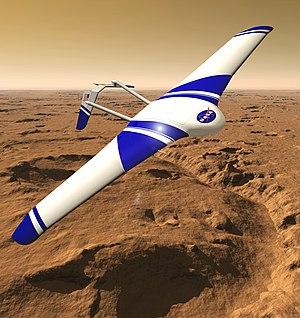 Aerial Regional-scale Environmental Survey - ARES aircraft