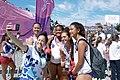 ASA Beach Handball team takes a selfie.jpg