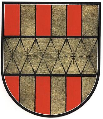 Thannhausen, Styria - Image: AUT Thannhausen COA