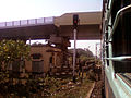A Rail over Bridge at Rajahmundry.jpg