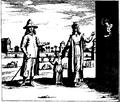 "A drawing from Athanasius Kircher's ""China Illustrata"", 1677 (1).png"