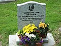 A gravestone in Luppitt churchyard - geograph.org.uk - 1364582.jpg
