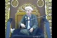 File:A part of lecture Ahmed Al-Waeli on the reason for Husayn's uprising - 7 April 2000 (video, Arabic).webm