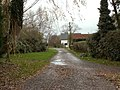 A small lane at Cardinal's Green - geograph.org.uk - 290006.jpg