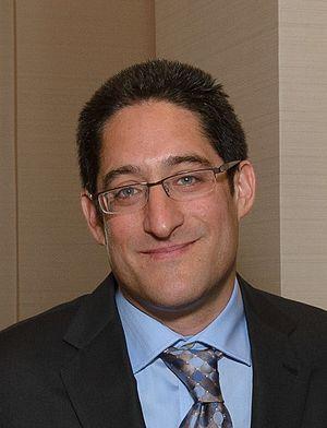 Aaron Glantz - Aaron Glantz at the 73rd Annual Peabody Awards