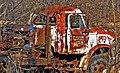 "Abandoned ""Loging"" Truck (3321151562).jpg"