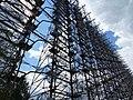 Abandoned Soviet Over-the-Horizon Radar Array - Chernobyl Exclusion Zone - Northern Ukraine - 06 (26825632760).jpg
