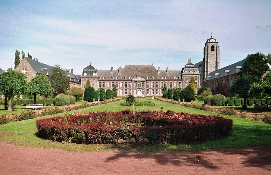 Bonne-Espérance Abbey (Estinnes, Belgium).