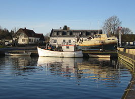 Abbekås haven