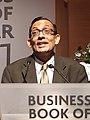 Abhijit Banerjee FT Goldman Sachs Business Book of the Year Award 2011 (cropped).jpg