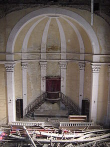 Dutch German Church, Livorno - Wikipedia