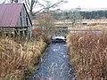 Additional Watercourse, The Lady Anna Falls, Haddo Estate - geograph.org.uk - 1103436.jpg