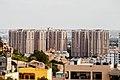 Aditya Empress Towers from Film Nagar hill.jpg