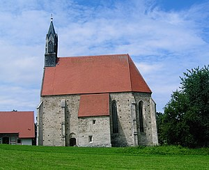 Adlwang - Image: Adlwang Wallfahrtskirche St.Blasien Grünburger Straße 117 (01)