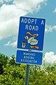 Adopt a Road Sign - Manchac LA (24576944058).jpg