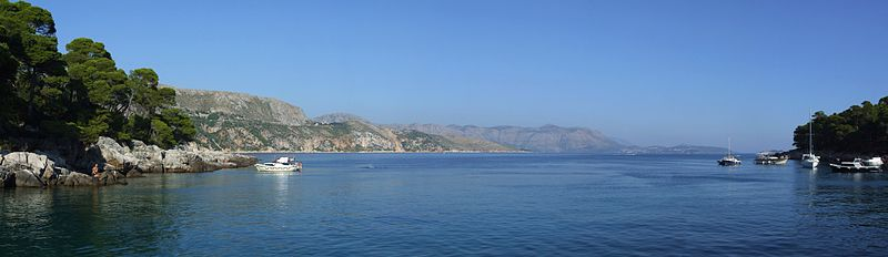 Adriatic Sea - view from Lokrum.jpg