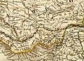 Adrien-Hubert Brué. Asie-Mineure, Armenie, Syrie, Mesopotamie, Caucase. 1822 (DB).jpg