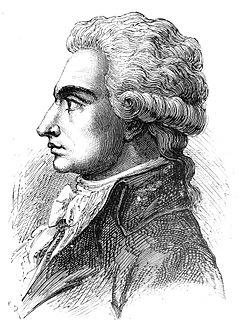 Philippe-Antoine Merlin de Douai French politician (1754-1838)