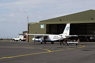 Connemara Airport Airport in the Republic of Ireland