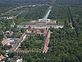 Aerial image of the Schleissheim Palace.jpg
