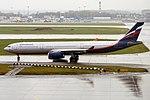 Aeroflot, VP-BDE, Airbus A330-343 (37008930963).jpg