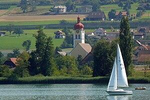 Aesch, Lucerne - Image: Aesch 2008