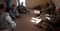 Afghan and US forces meet with local leaders in Ulagay 111008-A-FZ921-012.jpg