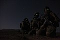 Afghan and coalition forces service members prepare to depart after an operation in the Pul-e-Alam district, Logar province, Afghanistan, April 2, 2013 130402-A-TF410-005.jpg