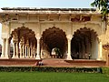 Agra Fort Diwan I Am (Hall of Public Audience) - panoramio (1).jpg