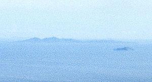 Agutaya - Agutaya island, and small Oco island in the forefront.