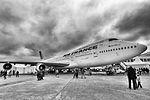 Air France Boeing 747-128 at Musée de l'air et de l'espace.jpg