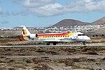Air Nostrum EC-HYG Canadair CRJ-200 Arrecife(4) - Copy (37592657935).jpg
