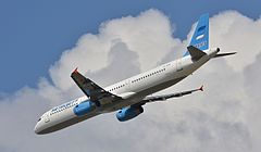 Airbus A321 linii Metrojet